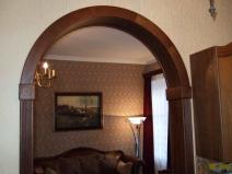 Межкомнатные арки фото