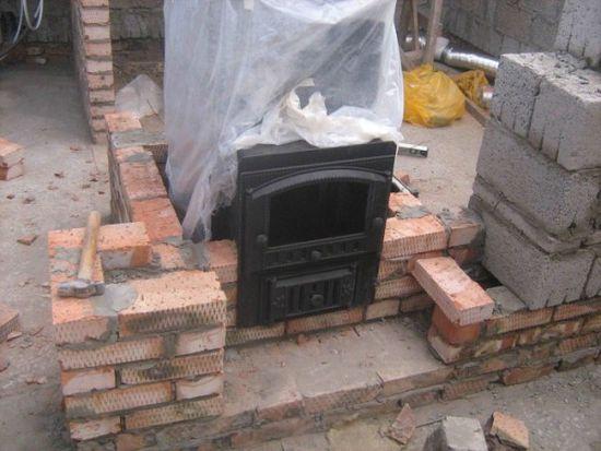 Строительство бани из керамзитобетонных блоков своими руками фото 591