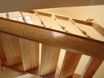 Как построить деревянную лестницу своими руками