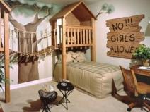 Детские спальни для мальчиков фото