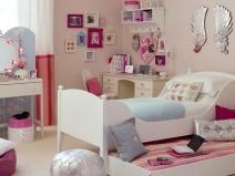 Детские спальни для девочек фото