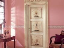 межкомнатная дверь в стиле прованс