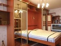 Кровать трансформер поможет сэкономить пространство