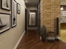 Стиьный дизайн коридора в квартире