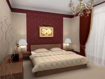 Спальни классика фото