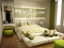 Cовременный дизайн спальни фото