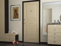 двери межкомнатные беленый дуб