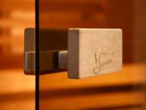 ручка двери в парилку