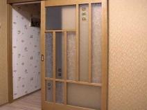 Дверь купе для гардеробной
