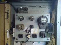 электрощиток в гараже