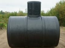 пластиковый бак для канализации
