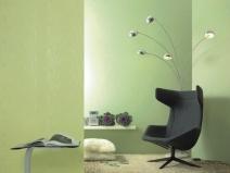 светло-зеленые флизелиновые обои