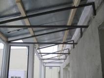 гидроизоляция крыши на лоджии