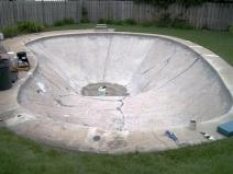 гидроизоляция бетонной чаши бассейна