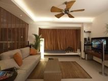 Дизайн интерьера зала: многофункциолнальное использование
