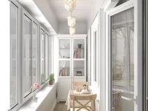 Обшить балкон пластиком: стильно и практично