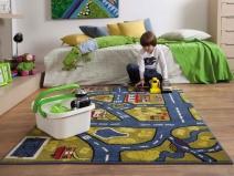 Ковролин для детской комнаты фото