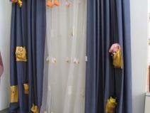 как подобрать шторы для детской
