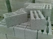 стандартные керамзитобетонные блоки для строительства