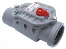 канализационный запорный клапан