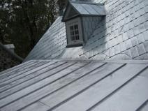 кровля крыши металлическим листом
