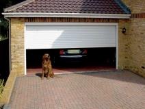 форма крыши пристроенного к дому гаража