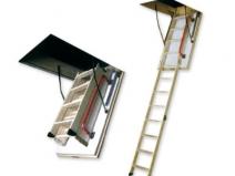 Термоизаляционные чердачные лестницы