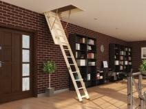 Выдвижные чердачные лестницы