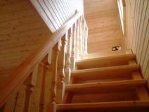 Фото дачных лестниц