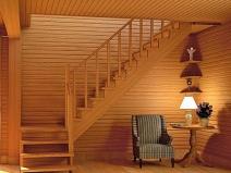 Изготовление лестницы на второй этаж своими руками