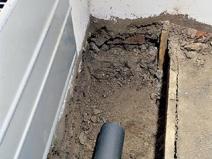 монтаж внутренней канализации