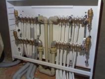 монтаж внутренней водопроводной сети