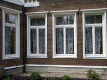 пластиковые наличники на окна