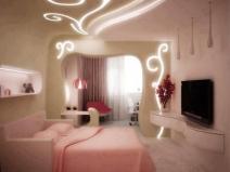 Пример соединенная со спальней