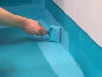 обмазочная гидроизоляция в ванной