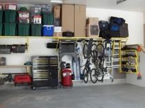 полки и стеллажи для гаража