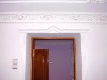 красивое оформление дверного проема