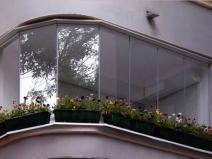 Стеклим балкон самостоятельно