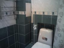 Оригинальное оформление туалета