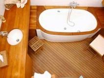 отделка вагонкой ванной комнаты