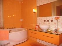 Дизайн ванной с использованием пластиковых панелей