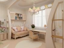 Дизайн комнатной перегородки