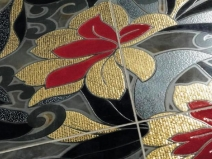 плитка для пола с цветочным орнаментом