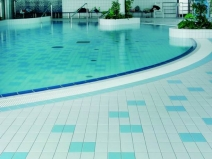 плитка для облицовки бассейна