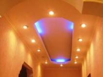 Дизайн коридора полнометражной квартиры