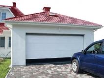 Стандартный размер гаража на одну машину