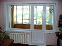 Пластиковые окна и двери после установки и регулировки