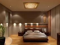 Дизайн спальни с использованием африканских мотивов