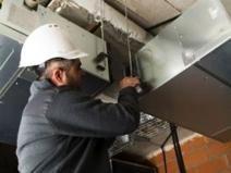 обслуживание вентиляционной системы