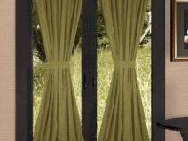 шторы на двойные двери